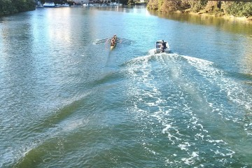 Kayake Rowing