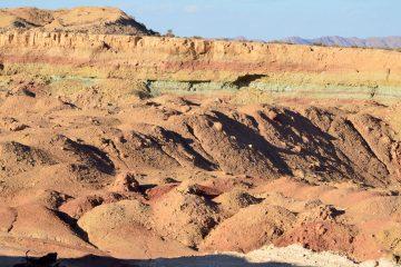 wild soil desert