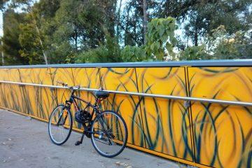 Bicycle Tram Side